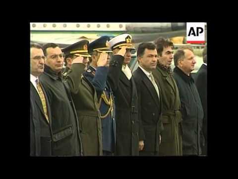 RUSSIA: TURKISH PM BULENT ECEVIT VISIT