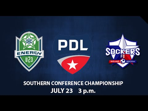 PDL Southern Conference Championship Match (backup stream)