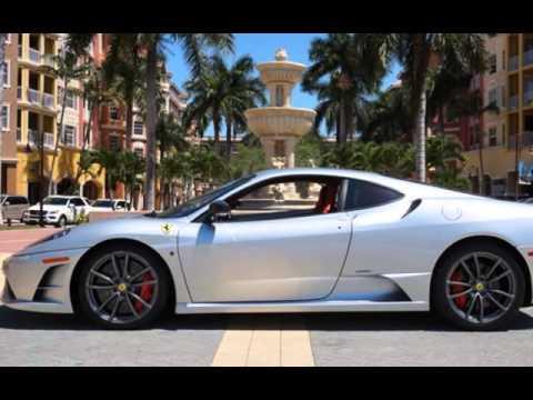 2008 ferrari f430 scuderia for sale in naples fl youtube for Black horse motors naples fl