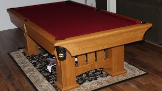 Pool Table Build - Part 1