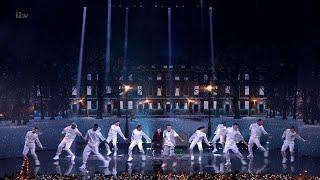 Britain's Got Talent Christmas Spectacular 2020 Diversity, DVJ and George Sampson