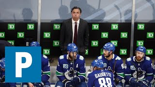 Canucks coach Green previews Game 5 vs. Vegas Golden Knights | The Province
