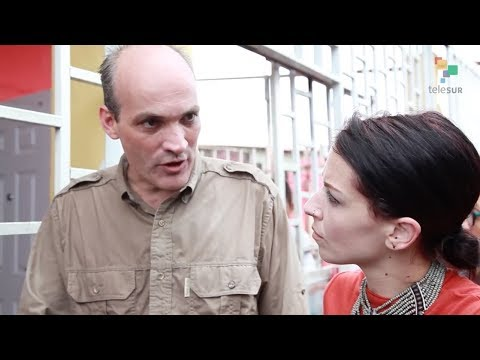 Abby Martin & Venezuela's Minister of Economic Planning