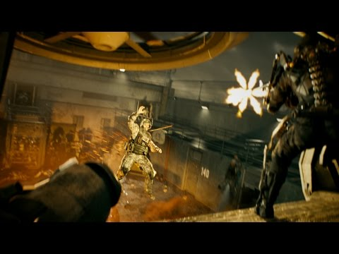 Trailer oficial Call of Duty: Advanced Warfare – Exo Zombies [ES]