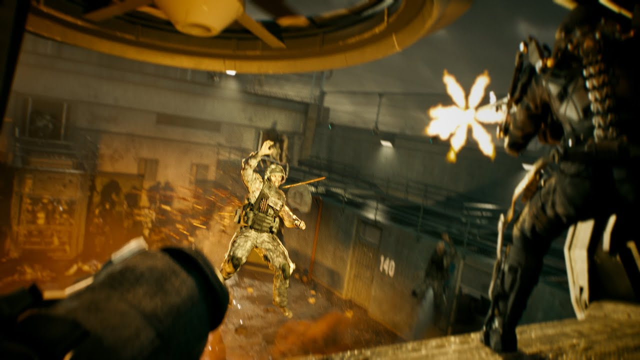 Trailer Oficial Call Of Duty Advanced Warfare Exo Zombies ES - Call duty exo zombies trailer looks epic