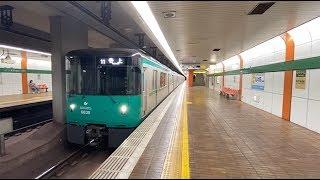 2019.10.26.神戸市営地下鉄6000形6132F@長田