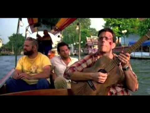 The Hangover Part 2-Stu's Song (Alan town)