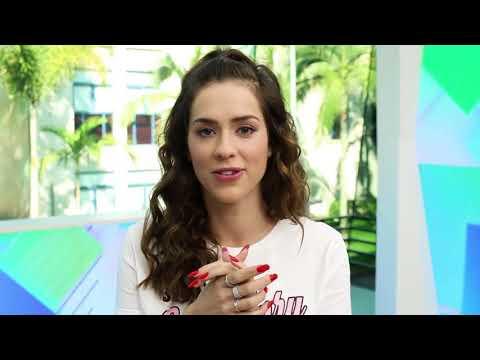 Sophia Abrahão gravou um quiz de casal com o Sérgio Malheiros na Rádio Globo, assistam esta demais !