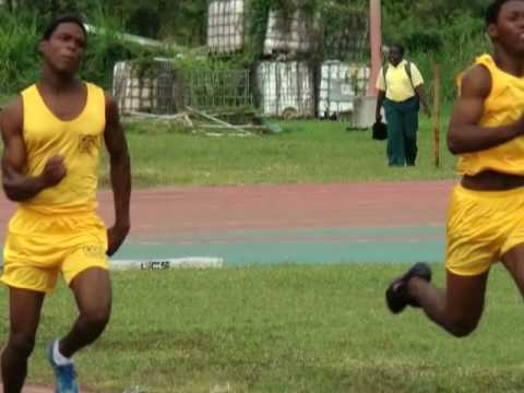 Grenada: Sports: Wesley College Mean Machines