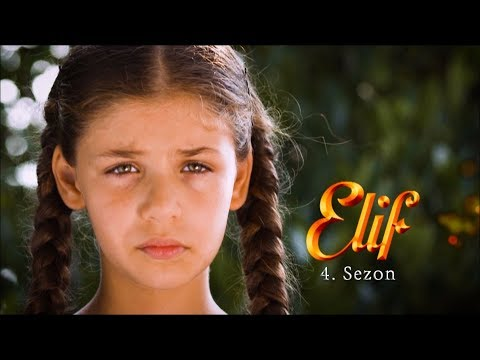ELIF   BURADAYIM Klip   4.SEZON