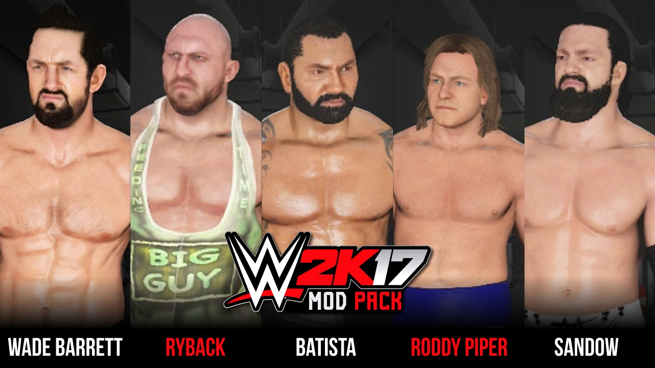 wwe 2k17 pc patch