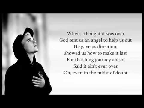 Justin Bieber - Life is worth living (Lyrics)