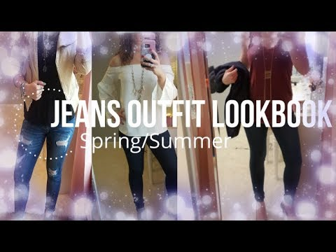 Jeans Outfit Ideas | Spring Outfit Ideas with Jeans | Cute &Comfy | CherishTheWayYouSparkle 6
