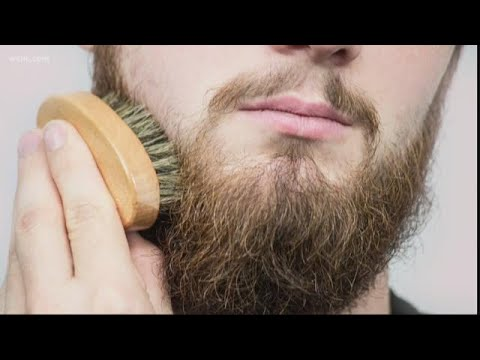 Tony Sandoval on The Breeze - Study Finds: Men with Beards Have More Bacteria than Dogs?!?