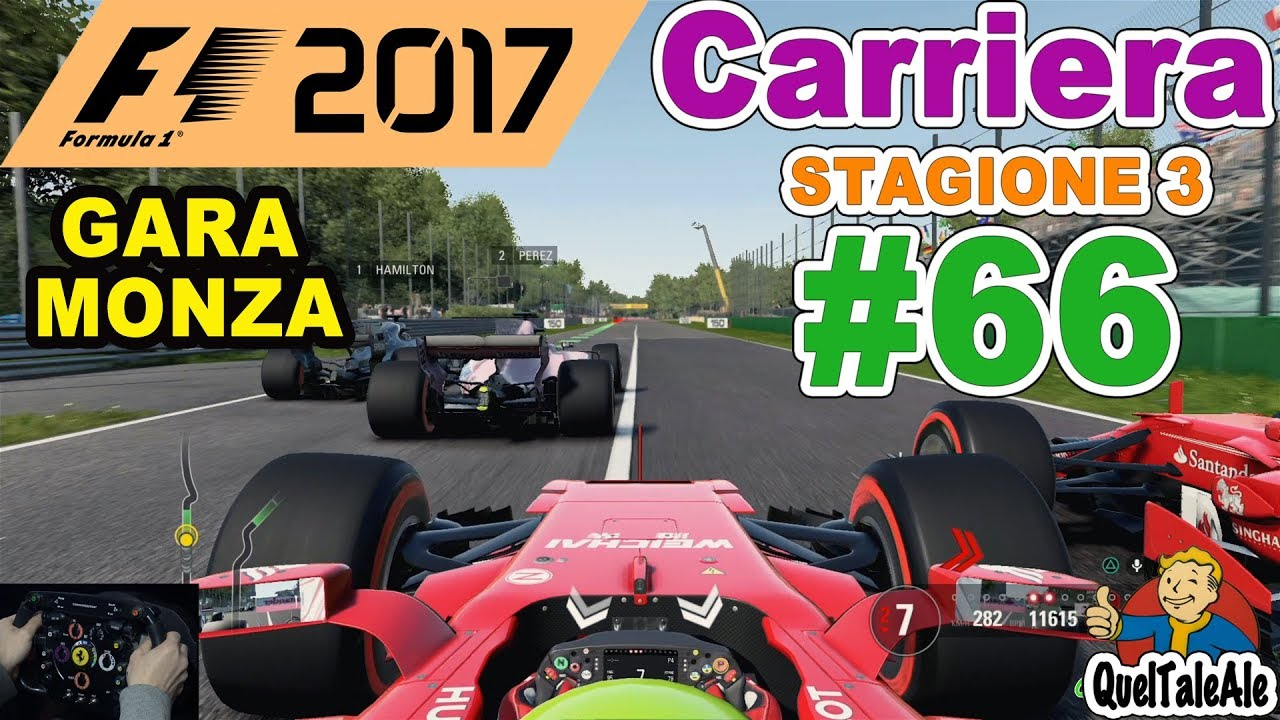 f1 2017 ps4 gameplay ita t300 carriera 66 gara. Black Bedroom Furniture Sets. Home Design Ideas