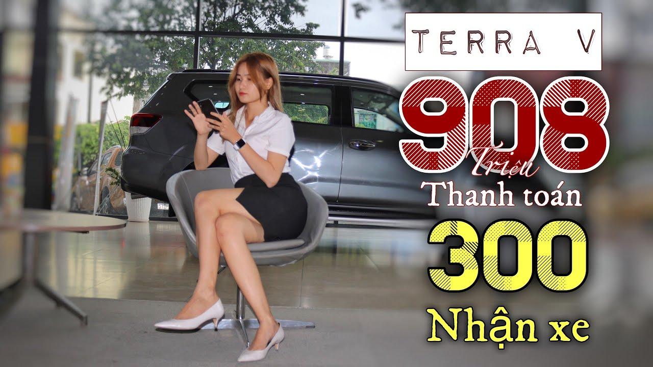 ✅ Nissan Terra V 2019, SUV 7 Chỗ Nhập Thái Giá Rẻ Chỉ 908 Triệu | Hoan Nissan
