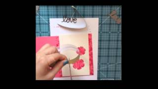 Видео-уроки по изготовлению открыток в стиле Clean&Simple(http://olgabrilliant.blogspot.ru/ Видео МК по изготовлению открытки с использованием техники - штампинг. Материалы и инстр..., 2014-09-03T11:32:53.000Z)