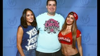 Day In The Life: Meeting The Bella Twins at Wizard World Chicago 2016!