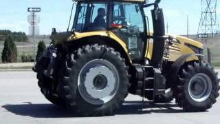 ND DOT Tractor Delivery