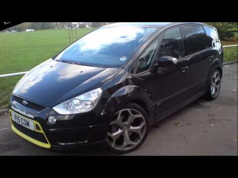 ford s max 2 5 titanium youtube. Black Bedroom Furniture Sets. Home Design Ideas
