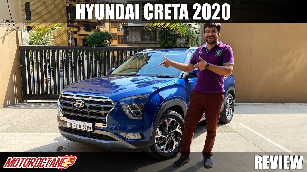 Hyundai Creta 2020 Review You Can T Miss Hindi Motoroctane Youtube