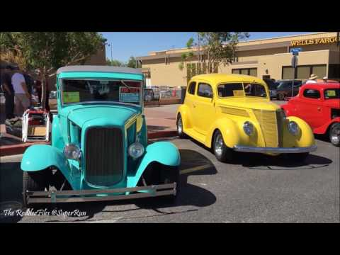 Super Run Car Show Henderson NV