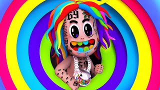 6ix9ine - AVA (Official Lyric Video)