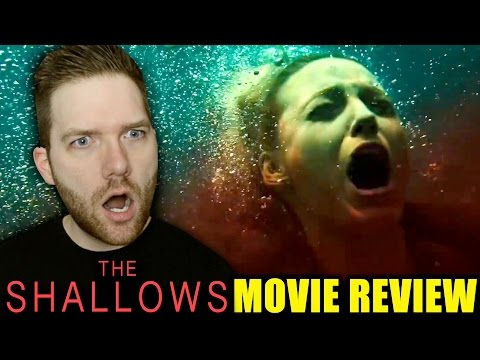 The Shallows - Movie Review
