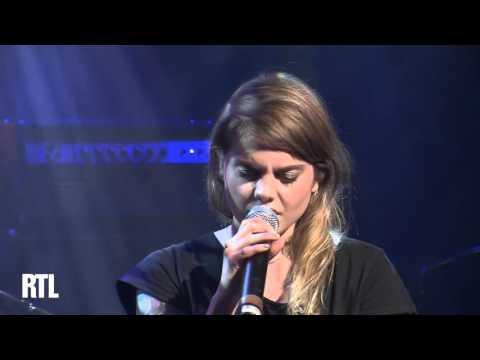 Coeur de Pirate   Mistral Gagnant en live dans le Grand Studio RTL