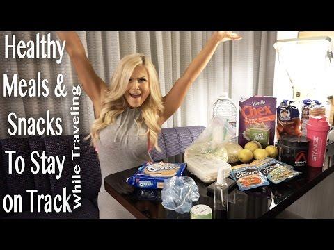 Traveling Healthy On A Budget   LA Vlog