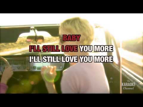 """I'll Still Love You More in the Style of """"Trisha Yearwood"""" with lyrics (no lead vocal)"""