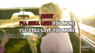 """I'll Still Love You More in the Style of """"Trisha Yearwood"""" with lyrics (no lead vocal) Mp3"""