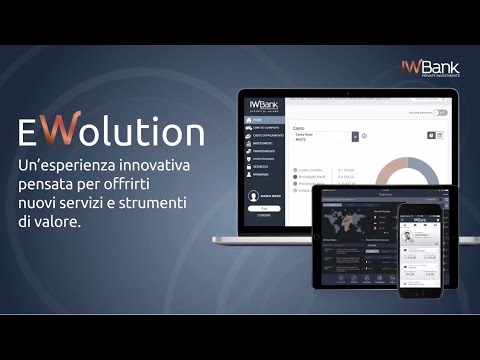 IWBank Private Investments presenta EWolution: nuovo Internet Banking e nuove App Banking e Trading