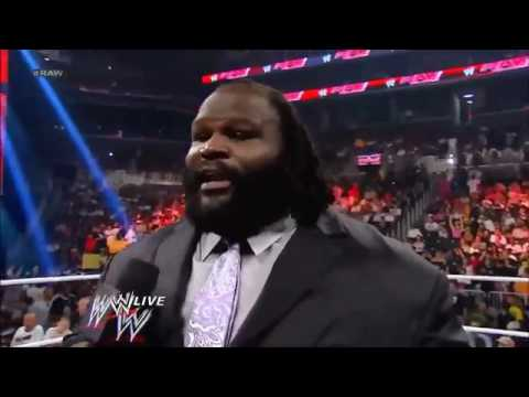 WWE The Shield return and attack Mark Henry Raw 2017!