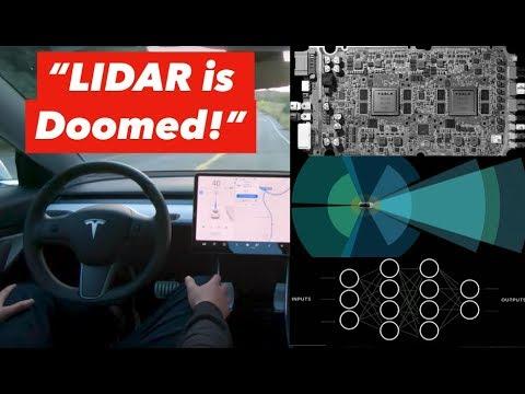 Tesla's Vertical Autonomy Stack
