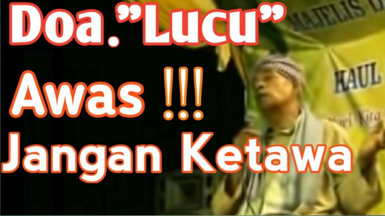 Doa Lucu Bahasa Jawa Awas Jangan Ketawa