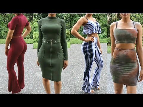 HUGE Fashion Nova Try On Haul | Fall 2016