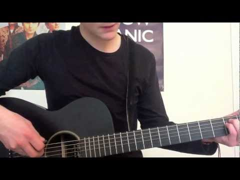 Drive By Train Guitar Lesson Youtube