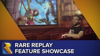 Rare Replay Feature Showcase