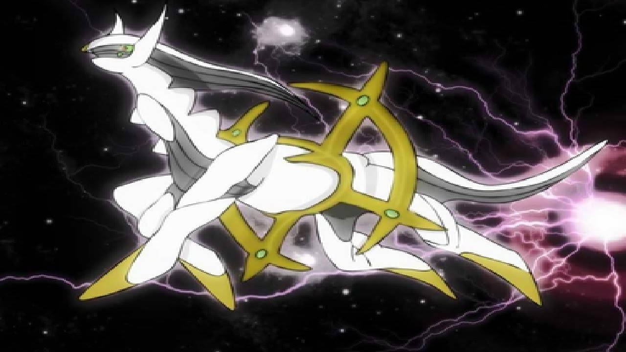 Arceus Shiny Code Pokemon X Y Alpha Omega By Oxcar Siler