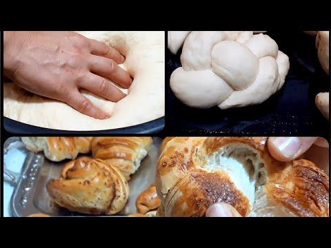 Универсално, богато тесто за творци в кухнята / Universal, rich dough for artists in the kitchen