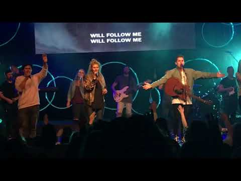 Hillsong Melbourne - Be Still/Elohim
