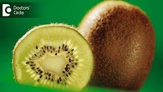Can Kiwi fruit be eaten during Pregnancy? - Ranjani Raman