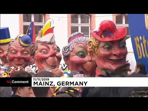 شاهد: بداية العد التنازلي لموسم الكرنفال في ألمانيا  - نشر قبل 2 ساعة
