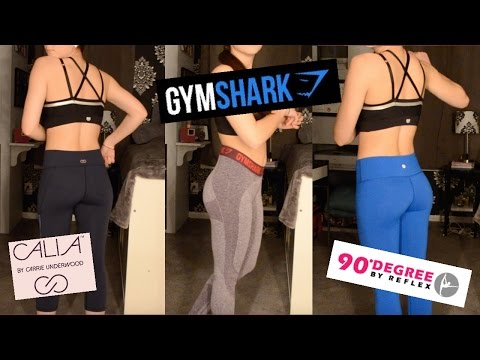 AFFORDABLE GYM LEGGINGS REVIEW
