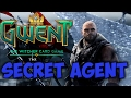 Gwent Ranked John Calveit's Secret Agents #2 ~ The Witcher Card Game Nilfgaard Patch Gameplay
