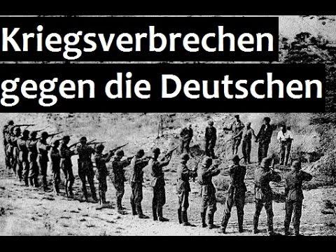 Kriegsverbrechen An Deutschen Frauen