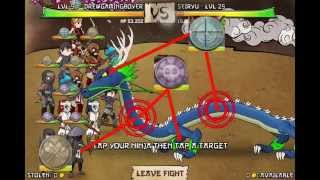Ninja Warz 2- Easily Defeat Seiryu!