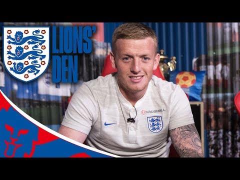 Jordan Pickford Gives his Goalkeeping Advice! | Lions' Den Episode Ten | World Cup 2018