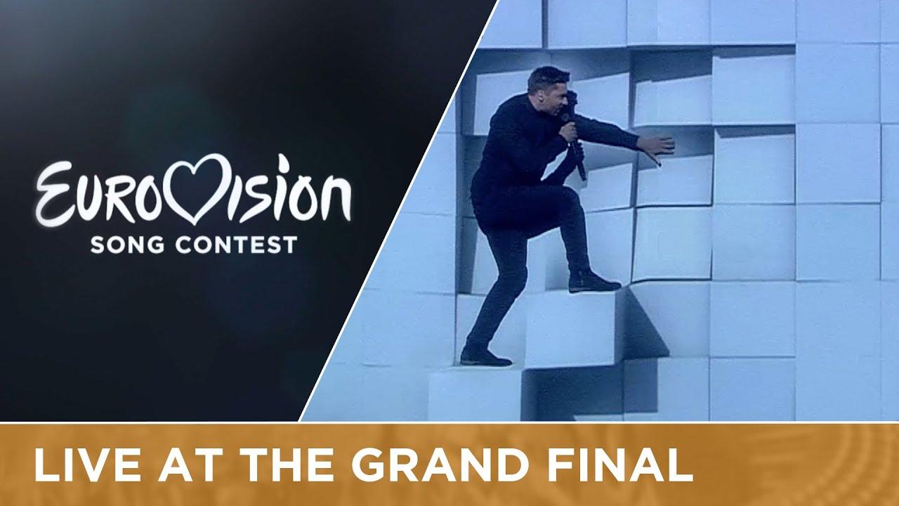 Eurovision 2016 Russia: Sergey Lazarev -